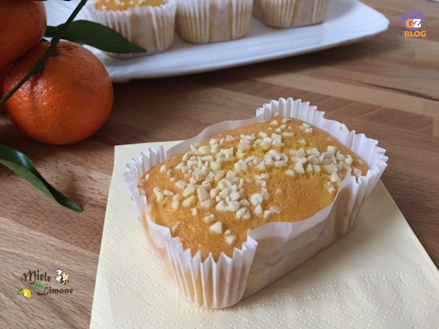 Mini plumcake alle clementine – ricetta dolce