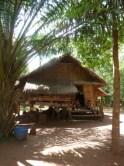 Hütte der bo laver