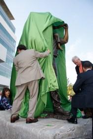 Unveiling ceremony