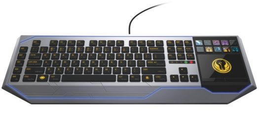 Razer's Old Republic Mouse, Headset, And Keyboard