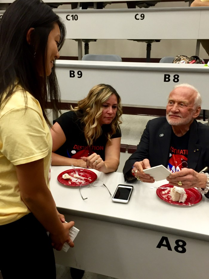 Dr. Aldrin