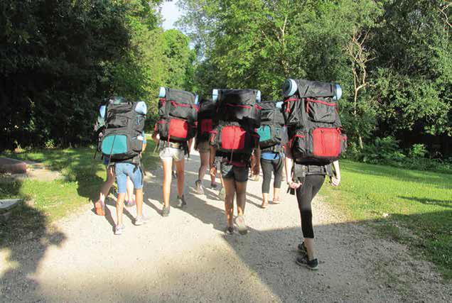 What I Learned at Girl Scout Summer Camp