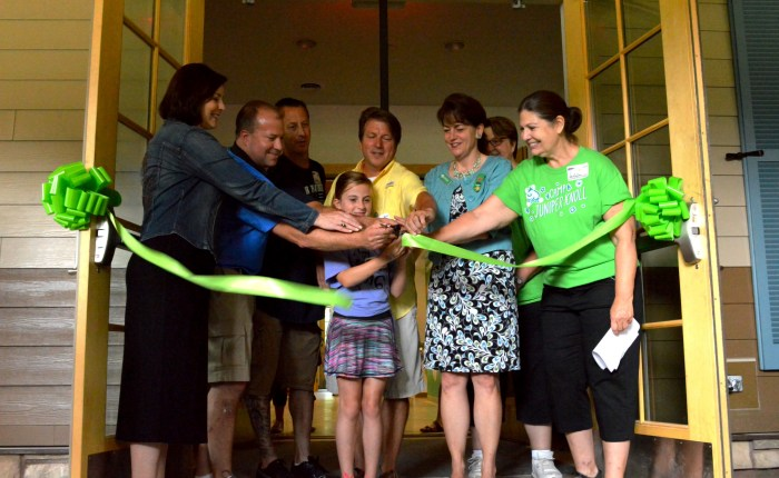 Girl Scouts Celebrate Grand Opening of Camp Juniper Knoll's New Dining Hall