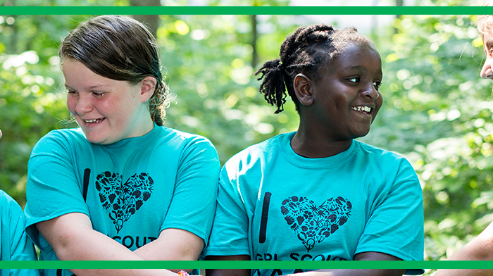 Give the Gift of Girl Scouts on Giving Tuesday