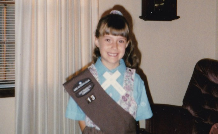 What Girl Scouts Means to Me