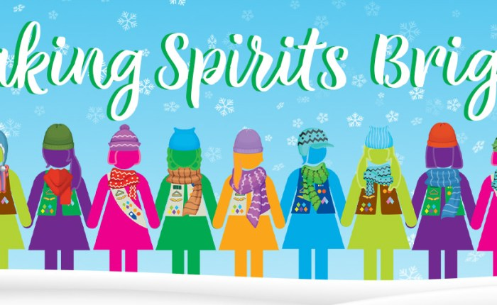 Happy Holidays from Girl Scouts GCNWI