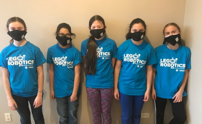 Guest Girl Blog: Girl Scout Robotics Team Changes the Game with Fitness Innovation!