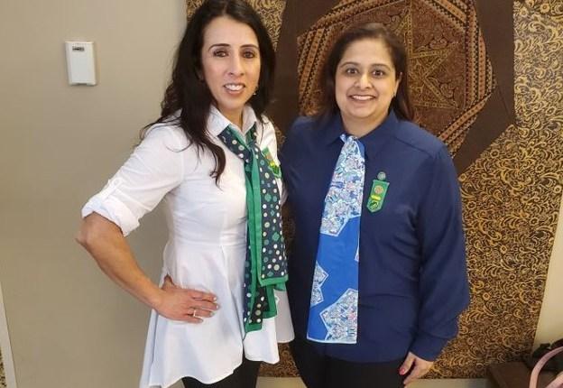 Volunteer Spotlight: Shamin Ladhani!