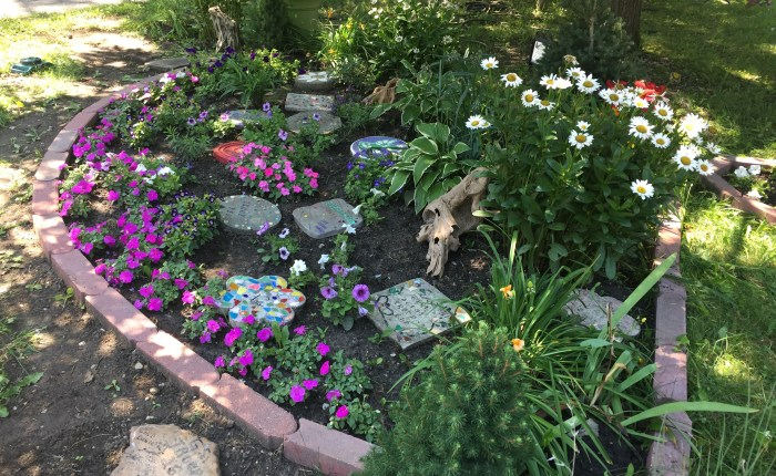 Corinne Schillings Memorial Garden finds new home at Camp Palos