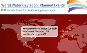 World Water Day - March 22, 2009