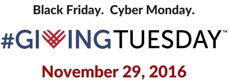 The #GivingTuesday countdown