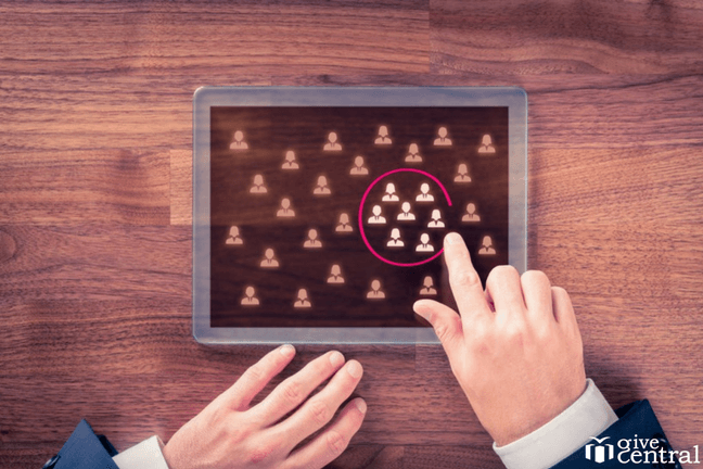 Donor management: Tools to segment & personalize mailing list