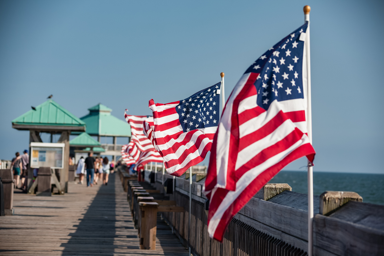 Easy fundraising ideas for 4th of July