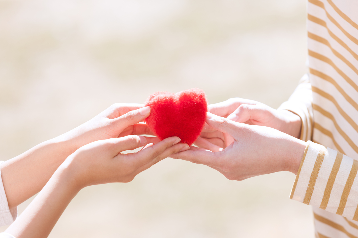 The importance of the National Day of Giving.