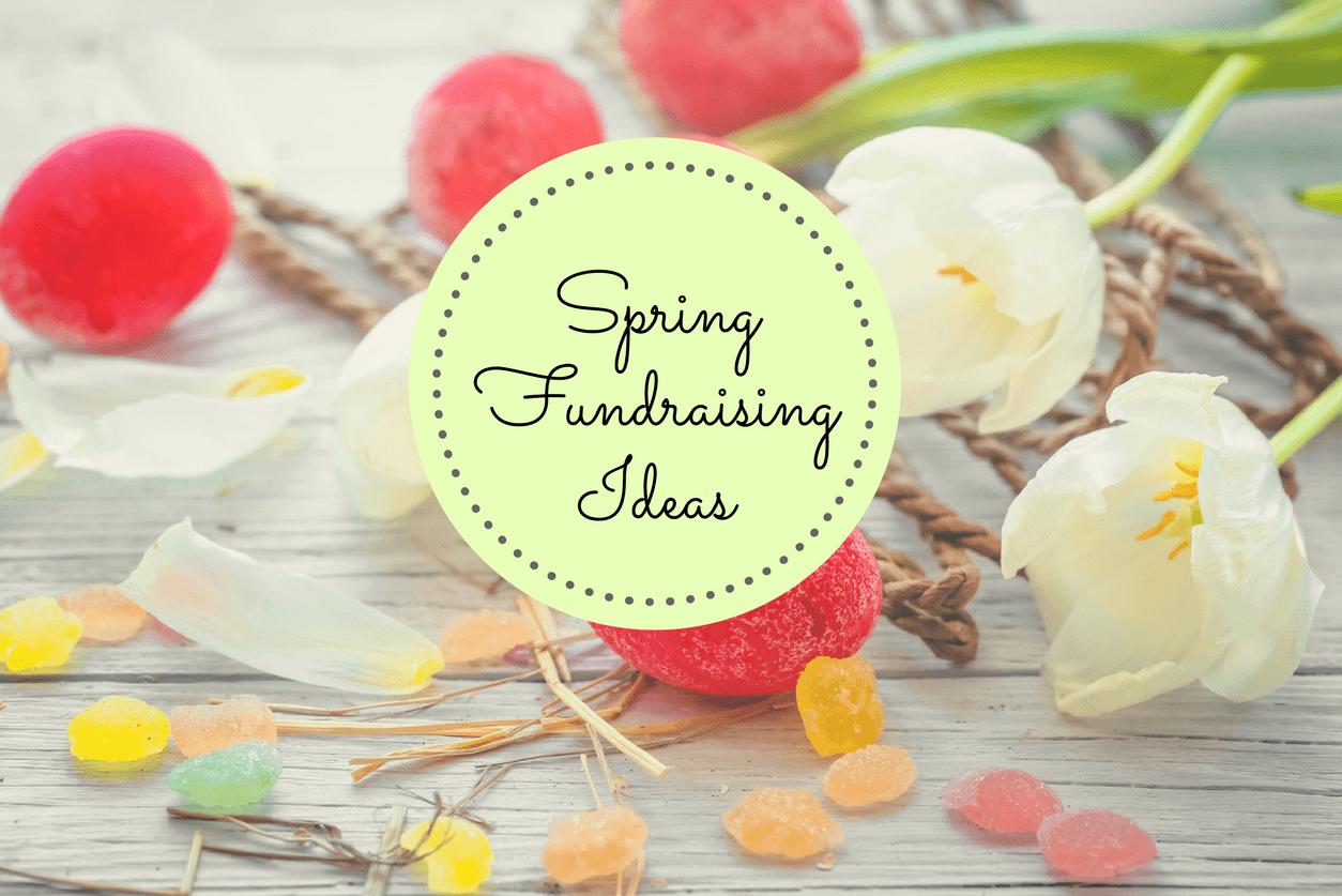 15 Spring fundraising ideas