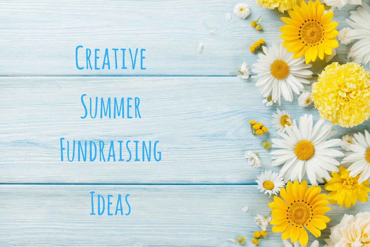 Creative and easy fundraising ideas for a great summer campaign