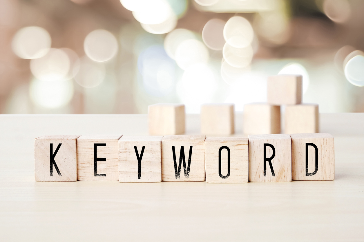 How to choose the right keywords for your nonprofit website