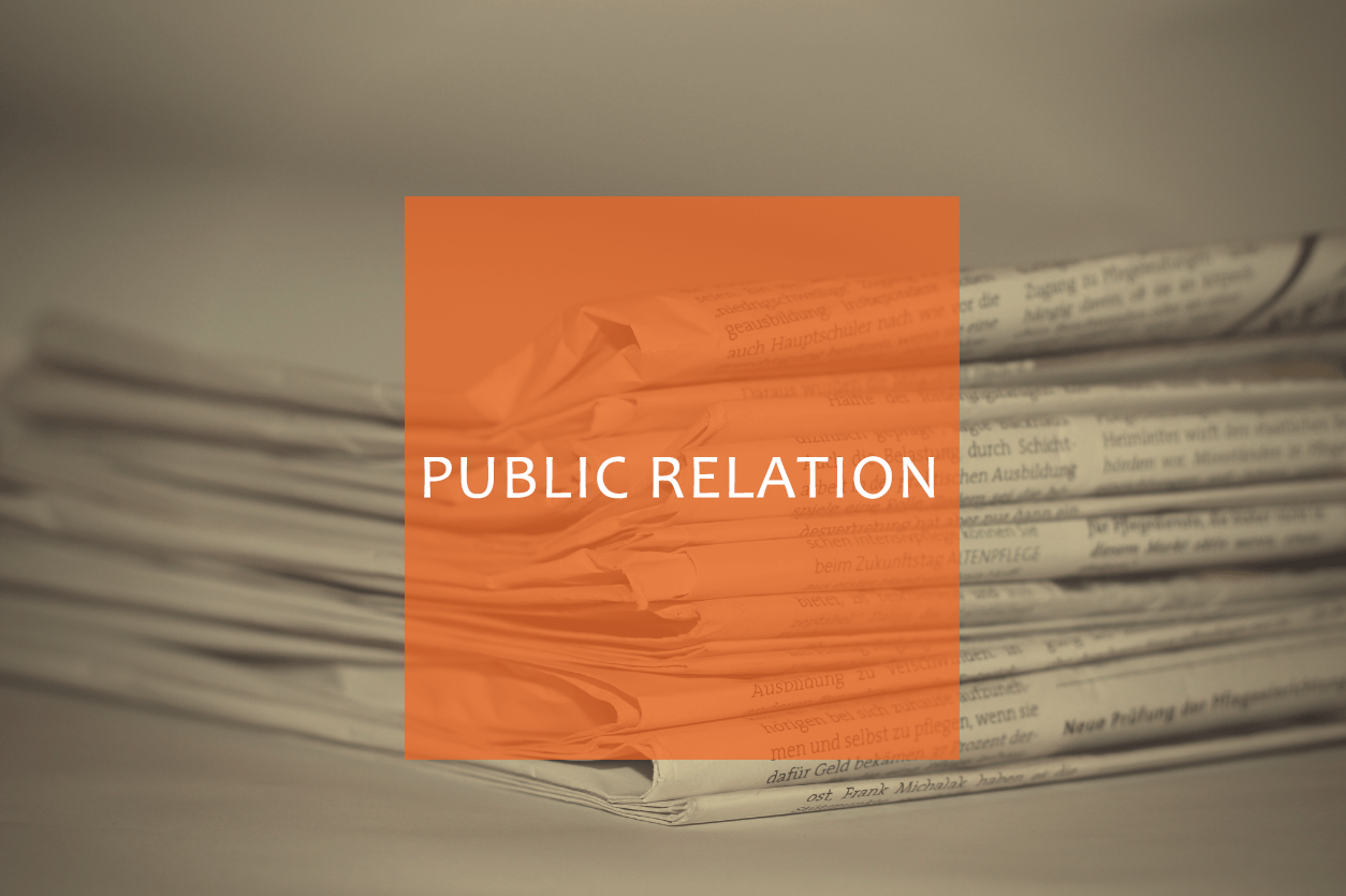 Maintaining public relations for nonprofits
