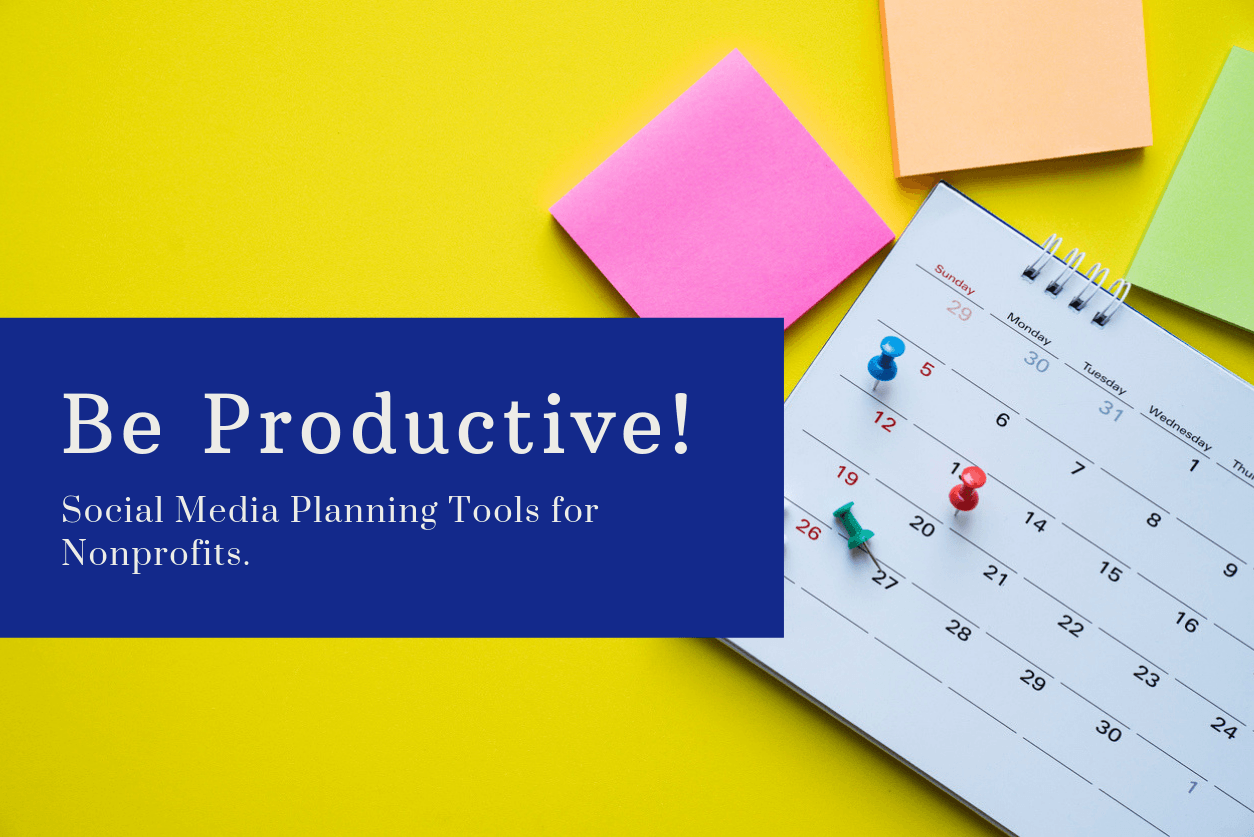 SOCIAL MEDIA PLANNING : Free calendar template and tools!