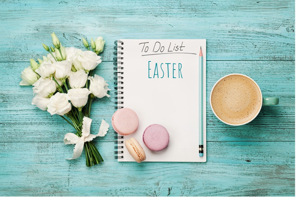 Your 10-Step checklist for welcoming visitors this Easter