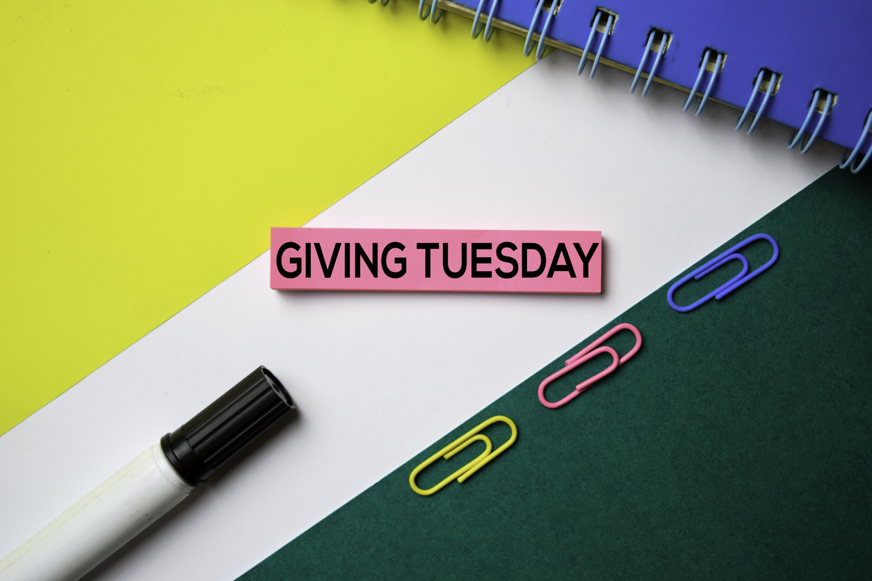 Giving Tuesday – Start Preparing Now