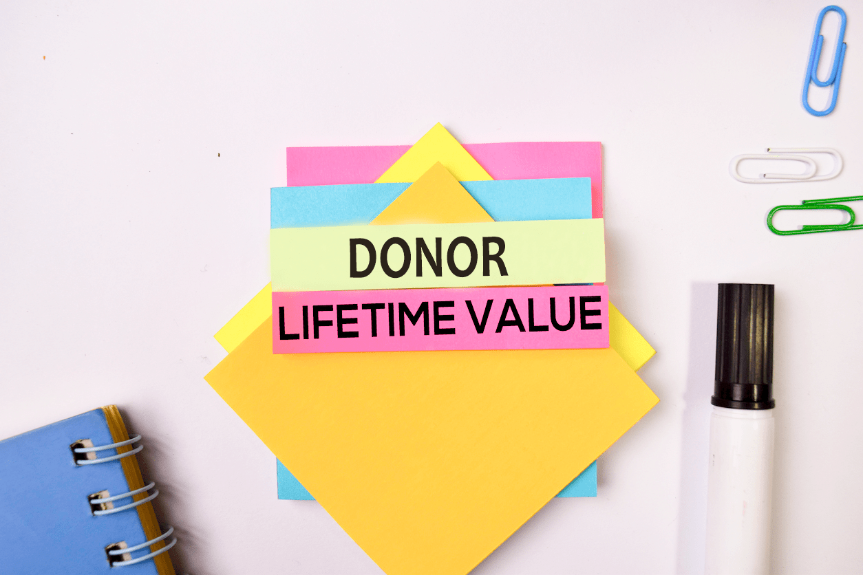 How to increase donor lifetime value for your nonprofit fundraising?
