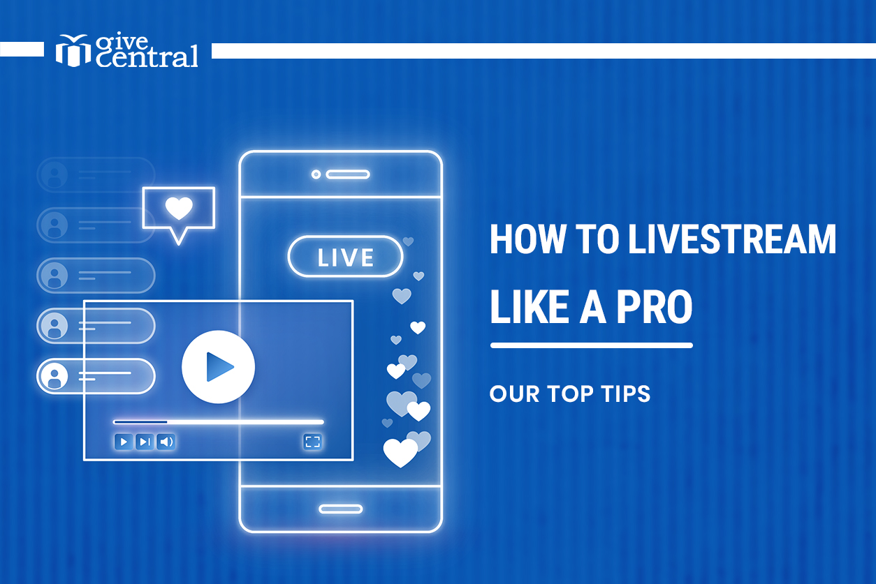 [Infographic] How to Live Stream like a Pro – Beginner's Guide