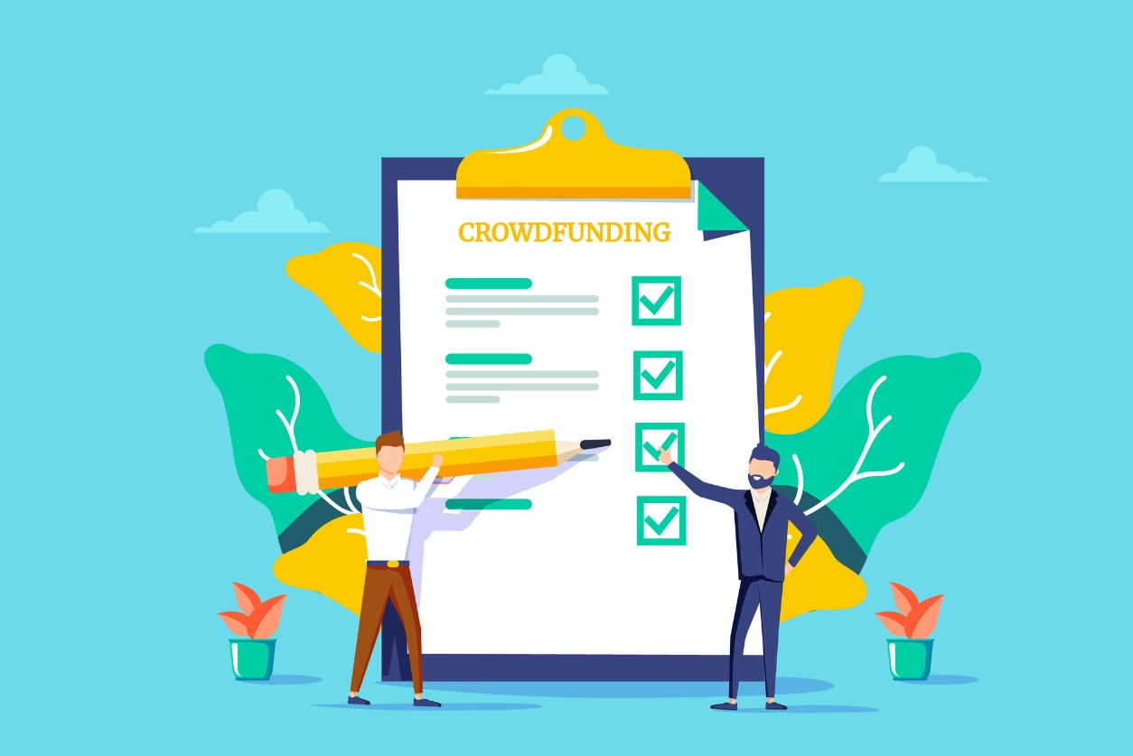 Planning a fundraiser: The Ultimate Crowdfunding Checklist