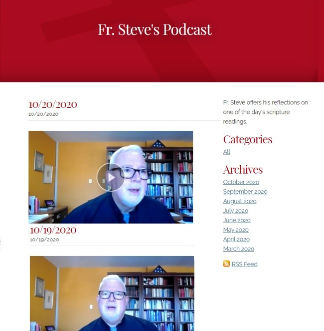 Podcasts with a purpose