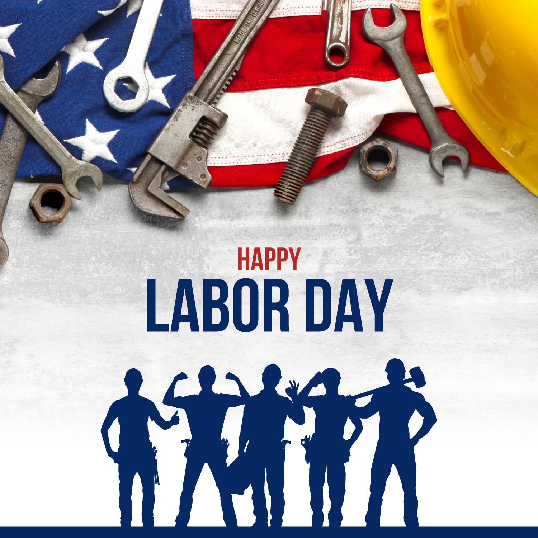 September 6th, Labor Day
