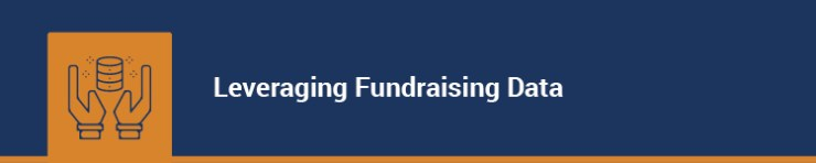 Be sure to leverage your fundraising data to inform your nonprofit digital campaigns.