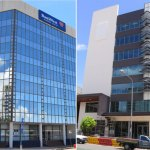 BankWest Townsville Before & After