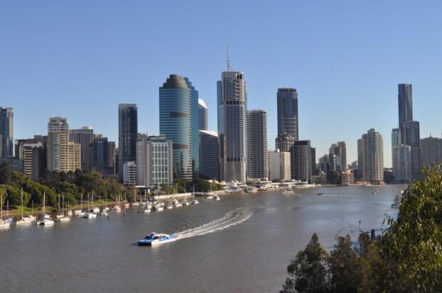 Spectacular Brisbane Skyline
