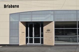 Infiniti Showroom, Brisbane