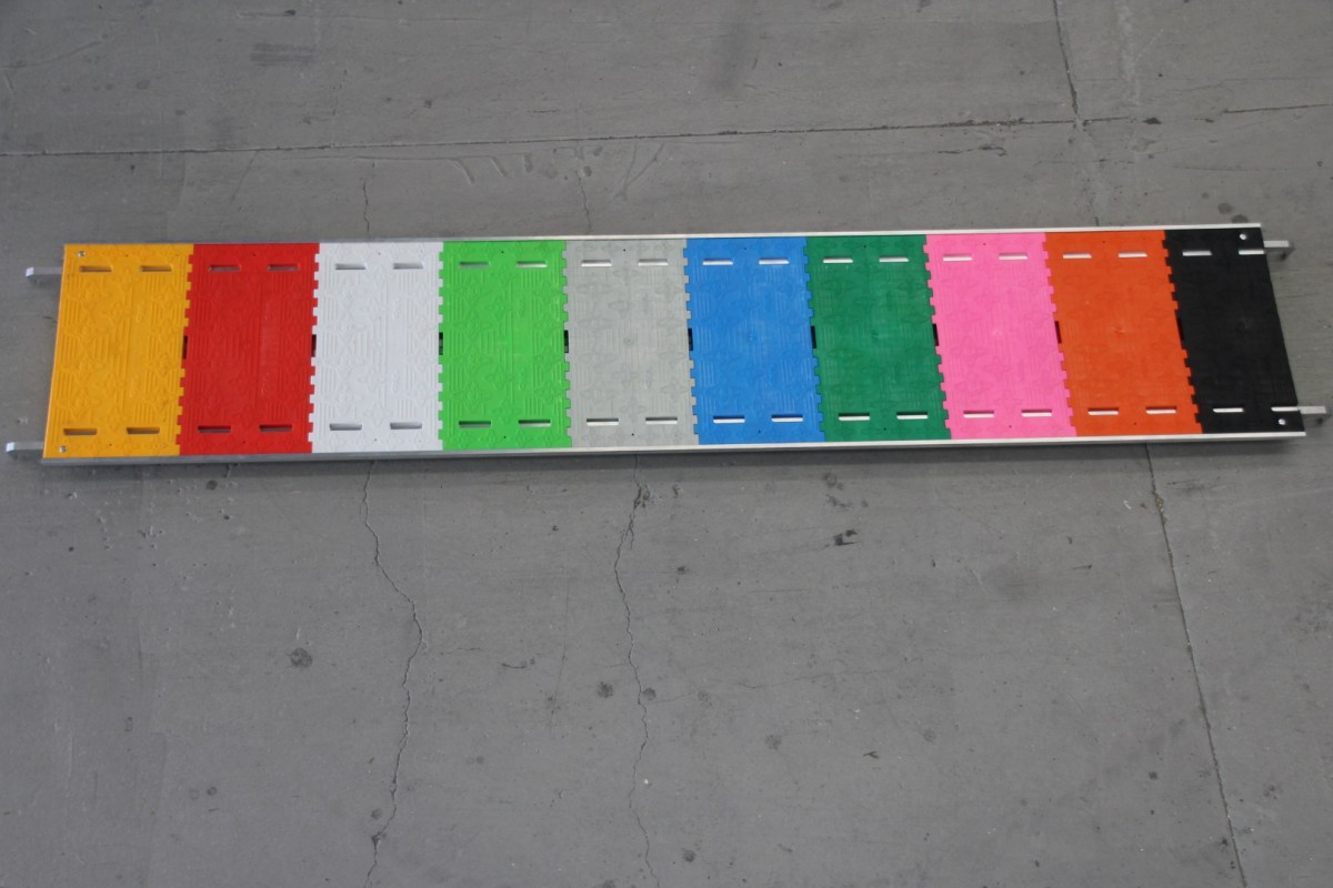 QuickAlly, Colour Range