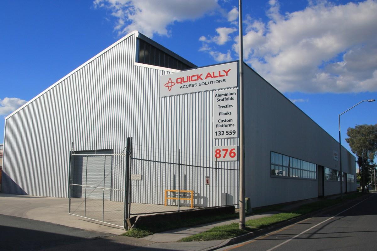QuickAlly, Brisbane