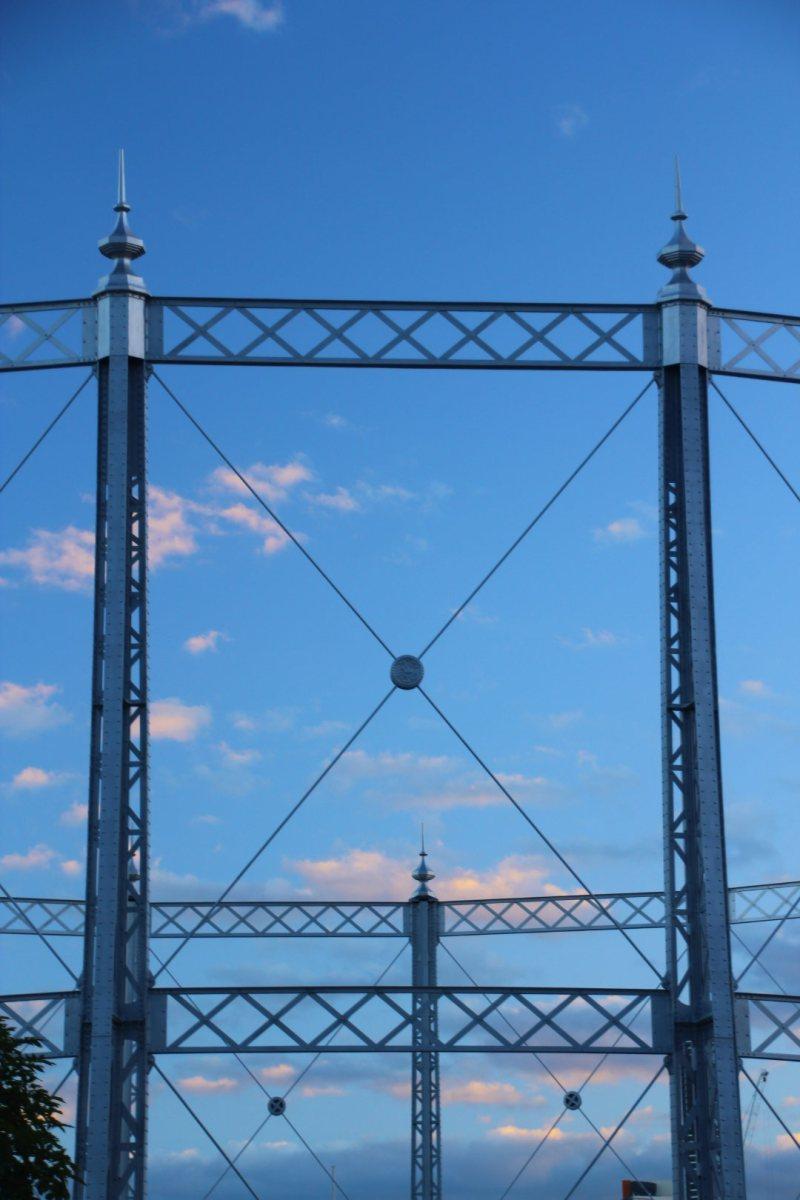 Gasworks building development