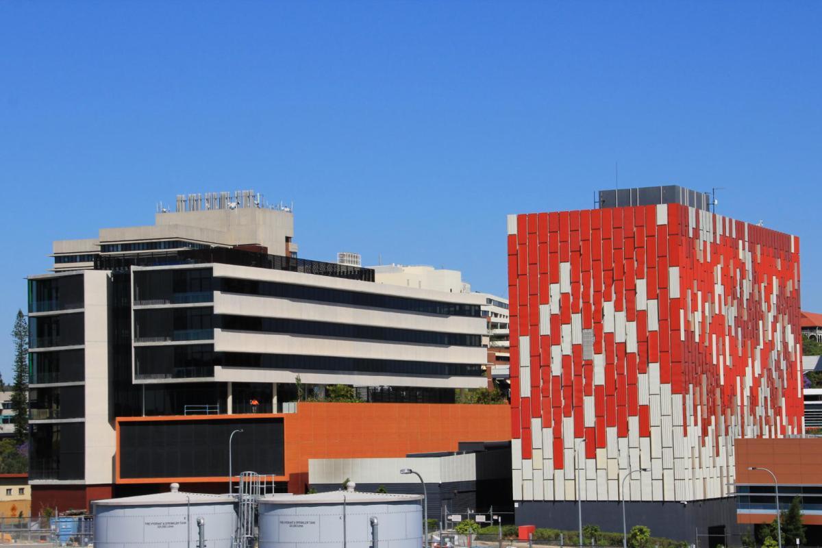 Tunnel Control Centre, 41 OConnell Tce, Brisbane