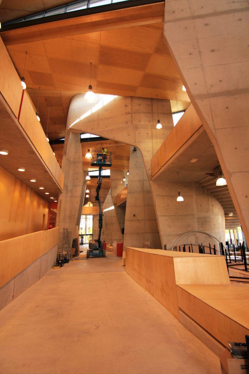 Abedian School of Architecture, Bond University, Gold Coast