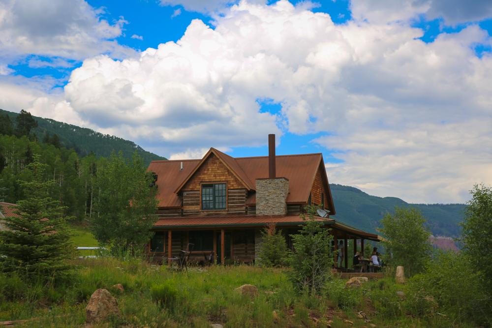 Cresto Ranch Lodge