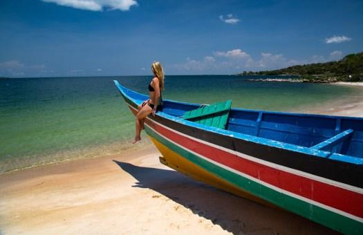 Glamping Review of Rusinga Island Lodge in Kenya by Megan Snedden - Island life