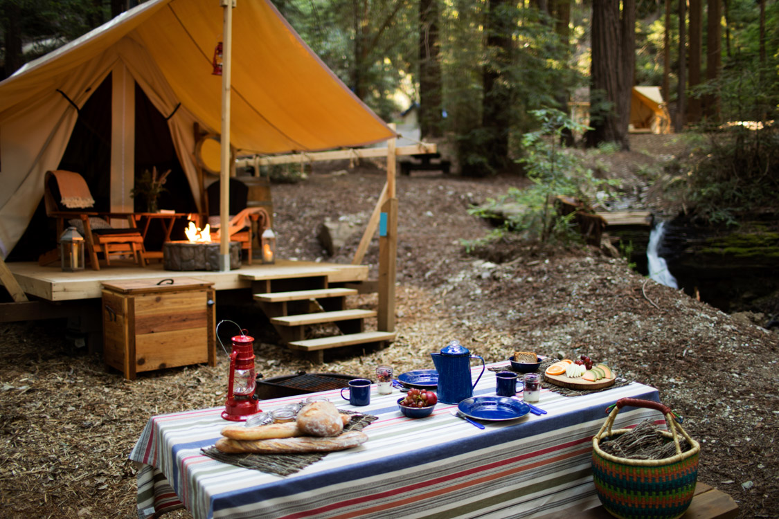 Big Sur Glamping at Ventana - Glamping com