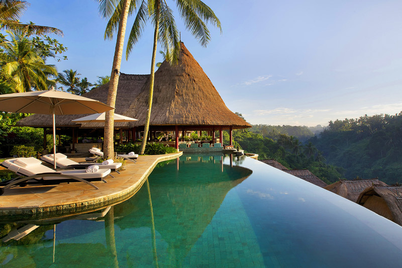 Glamping in Bali at Viceroy