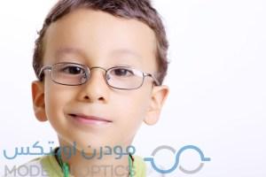 النظارات الطبية للأطفال