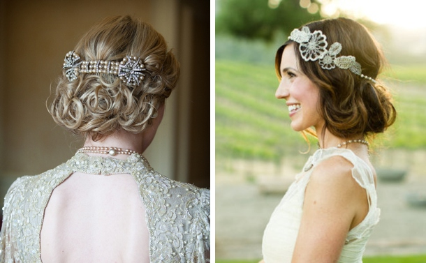 Bridal Hair Accessories Glendalough Manor Bride