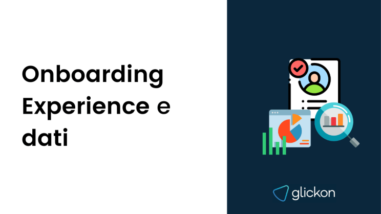 onboarding experience e dati
