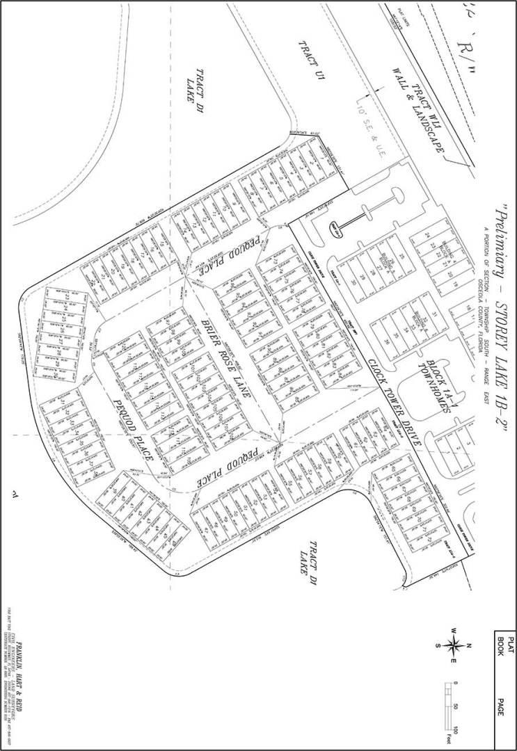 Storey Lake Site Plan