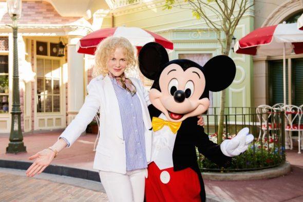 Actress Nicole Kidman Visits