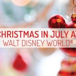 Christmas In July at Disney?!