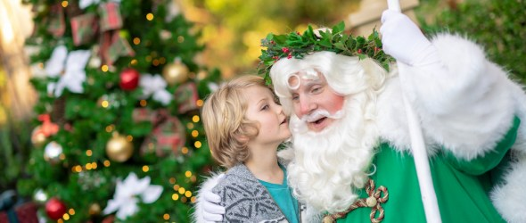 Best Places To See Santa In Orlando!